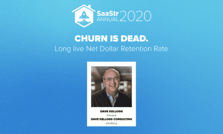Churn is Dead. Long Live Net Dollar Retention Rate