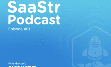 """SaaStr Podcast #401 with MixMax CEO Olof Mathe: """"The Secrets To Doing Freemium and Sales-Driven Sales at the Same Time"""""""