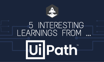 5 Interesting Learnings from UiPath at $600,000,000 in ARR