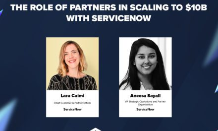 The Role of Partners to Scaling to $15 Billion With ServiceNow's CCO: SaaStr Podcast 459 and Video